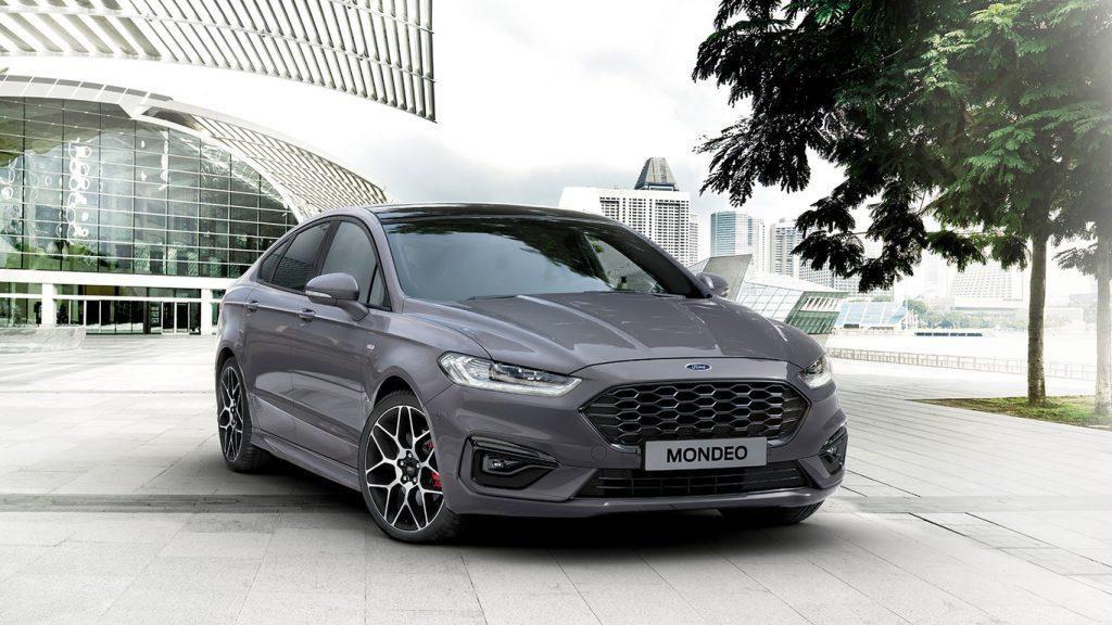 Ford Mondeo - Plan Ovalo, plan de ahorro autos en cuotas.