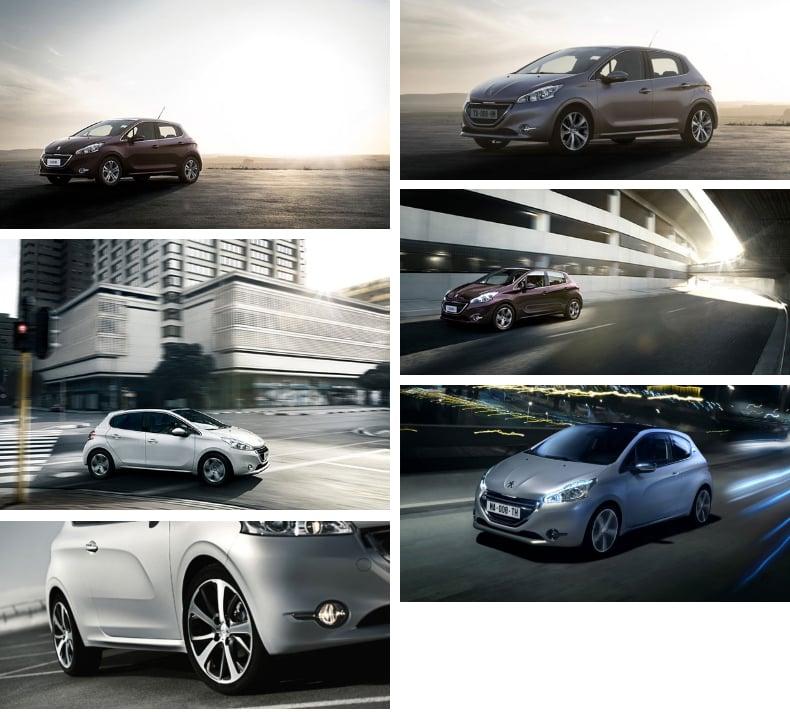 Galeria de fotos plan de ahorro Peugeot 208 Active
