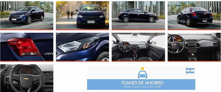 Galeria de fotos plan de ahorro Chevrolet Nuevo Onix Plus