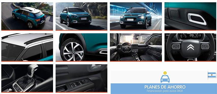 Fotos Citroen C4 Cactus - Plan de ahorro autos en cuotas.