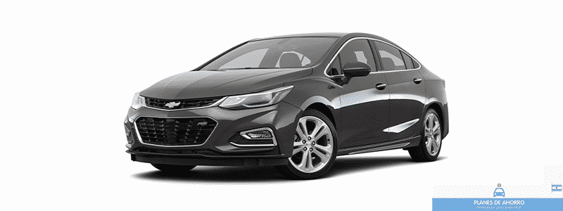 plan de ahorro chevrolet cruze sedan