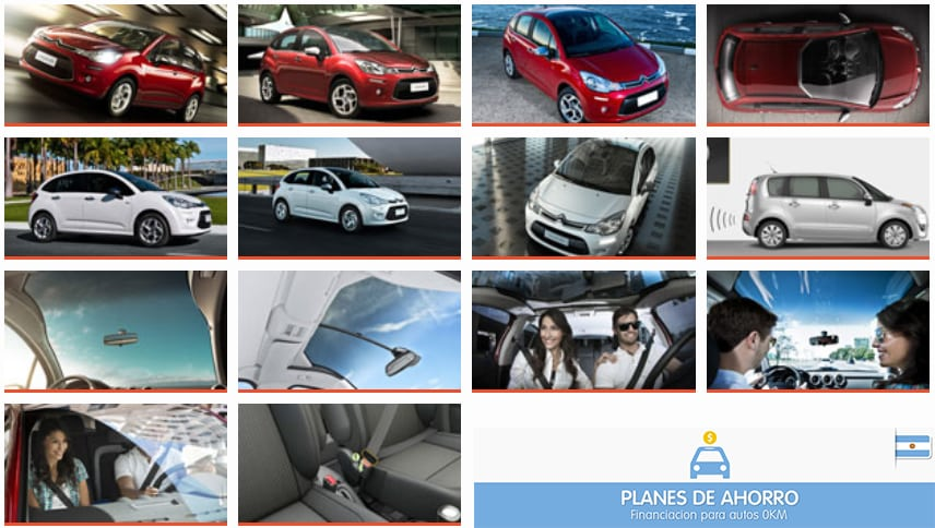 Fotos Citroen C3 - Plan de ahorro autos en cuotas.