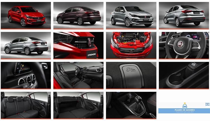 fotos Fiat Plan Cronos - Plan de ahorro auto en cuotas