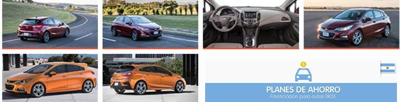 fotos plan de ahorro Chevrolet Cruze 5P