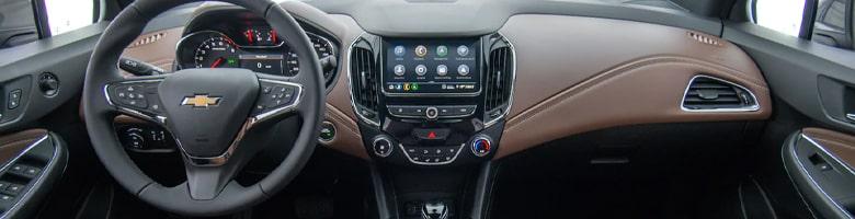 foto plan de ahorro  Interior Chevrolet Cruze