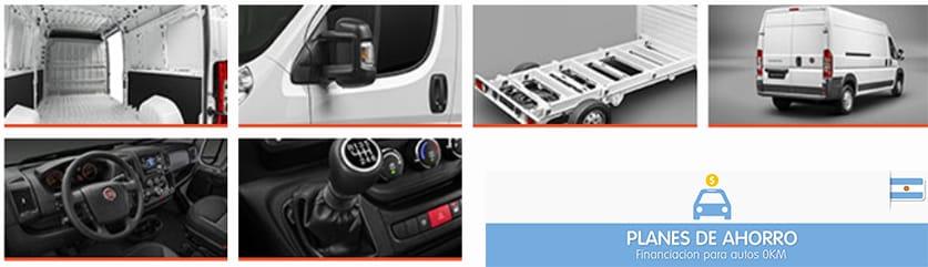 fotos Fiat Plan Ducato - Plan de ahorro auto en cuotas