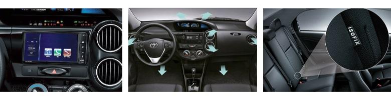 Toyota Etios Plan de ahorro, Autos en cuotas.