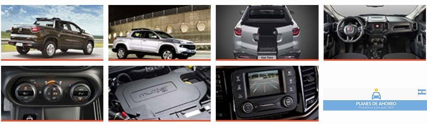 Galeria de fotos FIAT PLAN TORO plan de ahorro auto en cuotas