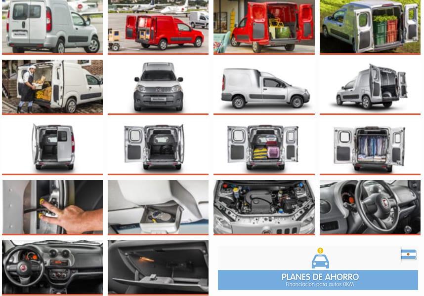 fotos FIAT PLAN FIORINO plan de ahorro auto en cuotas