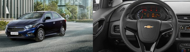 plan de ahorro  Interior Chevrolet Joy PLus