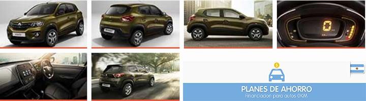 Fotos Renault KWID Plan Rombo
