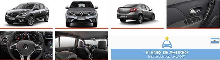 Fotos Renault LOGAN Plan Rombo