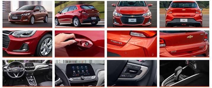 Galeria de fotos plan de ahorro Chevrolet Nuevo Onix
