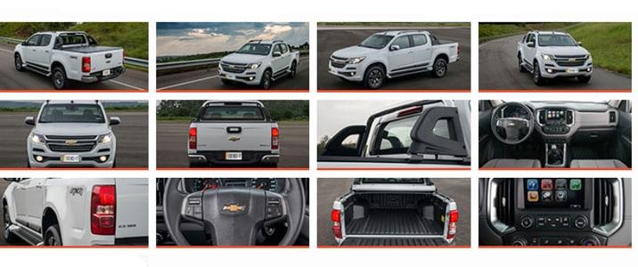 Galeria de fotos plan de ahorro Chevrolet S10
