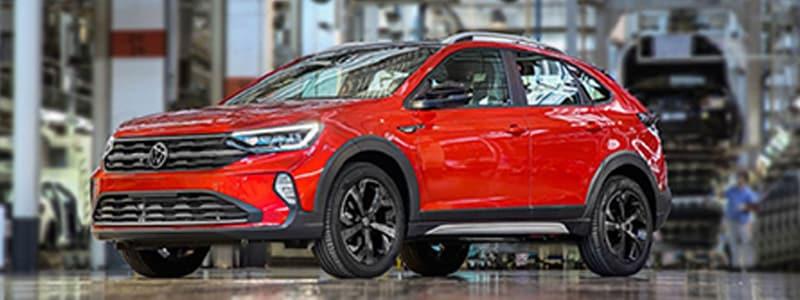 Se presentó el nuevo Volkswagen Nivus: innovador, atractivo y funcional.