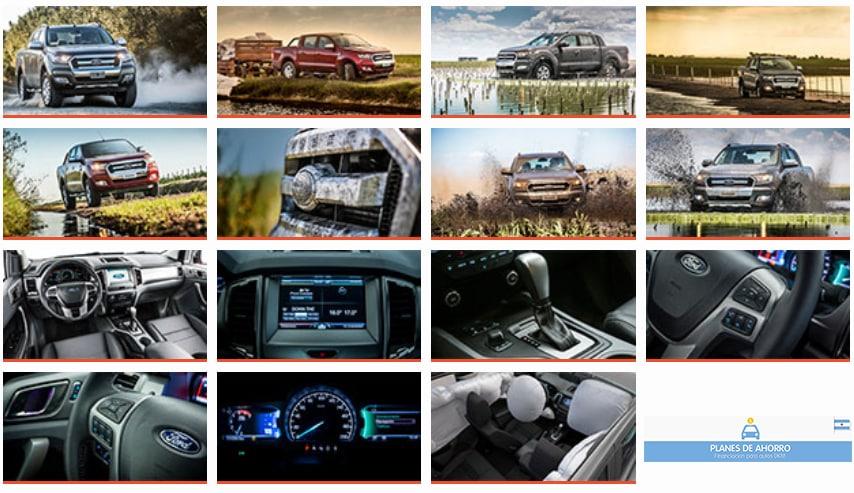 Fotos Ford RANGER - Plan Ovalo, plan de ahorro autos en cuotas.
